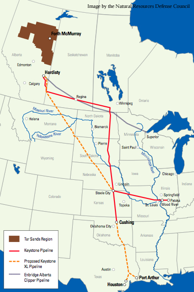 the keystone xl pipeline —the keystone xl pipleine project has been in the works since 2008, but it looked as if the last leg of it would never get built, after then-president barack obama rejected the.