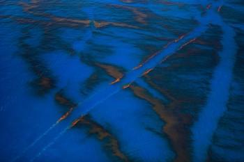 Deepwater Horizon Oil Platform Explosion and Oil Spill.
